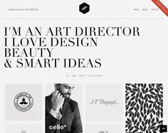 Graphic Design - Graphisms , Typography , Infographics and Design - 21 Fresh Examples of Responsive Web Design Typography Design, Branding Design, St Dupont, News Web Design, Apps, Newsletter Design, Responsive Web Design, Website Design Inspiration, Layout Design