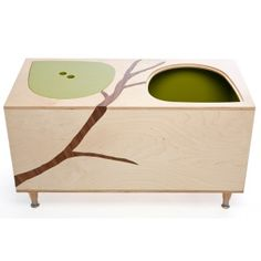 Toy Box :) on Pinterest | Toy boxes, Toy chest and Modern toy boxes ...