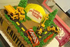 Tonka Truck Birthday Cake | Fresh Baked By TracyFresh Baked By Tracy