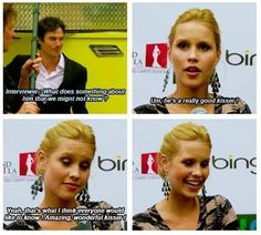 Claire Holt talking about Ian Somerholder