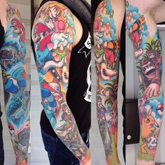 Nintendo sleeve by David Bruehl