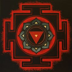 YANTRA OF KALI: POWER AND TRANSFORMATION   Ineshonfi.com