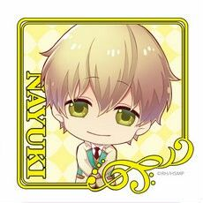 Nayuki The ultimate cutie muffin!!! <3