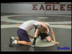How to Perform a Near Side Cradle Part 1 - YouTube