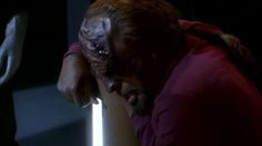 """65) In Purgatory's Shadow/By Inferno's Light (Star Trek: Deep Space Nine) - One of the most shocking of the """"Dominion War"""" storylines, this two-parter reveals a terrible secret about Bashir, and changes the balance of power in the Alpha Quadrant."""