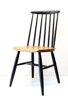 Tapiovaara style chair, 50s, 60s vintage, retro design furniture