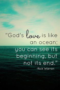 God's love. ❤️