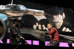 Bobby Womack & Gorillaz
