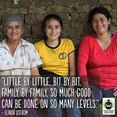 Your family can make a difference in the lives of families around the world when you choose #FairTrade.