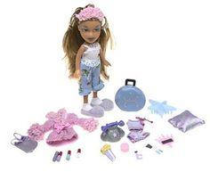 Amazon.com: Lil' Bratz Slumber Party: Yasmin: Toys & Games