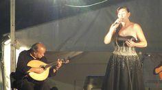 Fado i Evora, Portugal - Patrícia Leal e José Quaresma