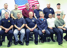 Retiring firefighters share memories - ReviewOnline.com   News, sports, jobs - The Review - East Liverpool