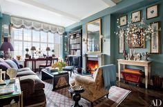 6 Classic Rooms by Alexa Hampton, Head of Design Firm Mark Hampton LLC Photos   Architectural Digest