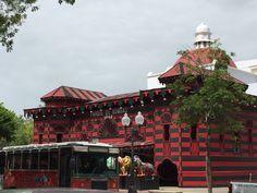 Parque de Bombas, Ponce PR
