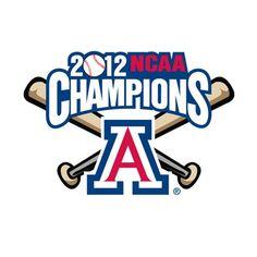 Arizona College World Series Champs Sticker