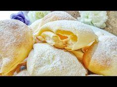 Se topesc în gură!!! Iată desertul perfect pentru orice ocazie!!! | Danutax - YouTube Romanian Desserts, Romanian Food, Snack Recipes, Cooking Recipes, Pumpkin Bread, Hot Dog Buns, Coco, Food Videos, Bakery
