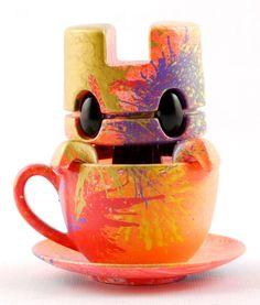 Spectrum Cup  Artist: Matt Jones (Lunartik)