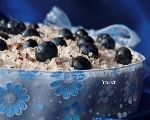 Recepty s čučoriedkami Blueberry, Ale, Cereal, Fruit, Breakfast, Recipes, Lasagne, Morning Coffee, Berry