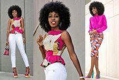 La bloggueuse et éditrice en chef du site Style Pantry Folake Huntoon n'est certainement plus à présenter ! Elle bloggue depuis de nombreuses années, et son style chic et class en a inspiré plus d'une. Elle a à son actif des collaborations avec plusieurs marques pour mettre en avant leurs produits en composant des looks ...
