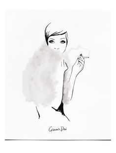 Garance Doré Boutique - Hello, Darling Poster