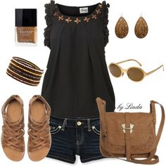 """Buttercup"" by lindakol on Polyvore"