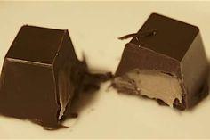Jak vyrobit domácí čokoládové pralinky I recept