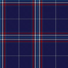 +~+~ United States Tartan ~+~+ Produced to celebrate American tourism is Scotland, 1990. The colours are taken from the flags of the two nations and the Atlantic Ocean that separates them