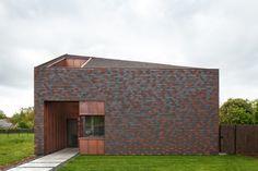 Zero energy house, Gent