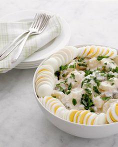 Potato Salad and more on MarthaStewart.com
