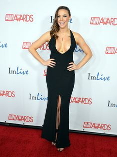 Chanel Preston - Photo credit: Stephen Thorburn http://lasvegasroundtheclock.com/images/stories/Burt-Davis/01-20-14-AVN/Chanel_Preston_AVN_Awards_Show_2014_The_Joint_Hard_Rock_Hotel_and_Ca...