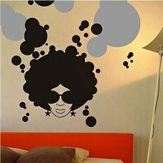 Cool Decorative Wall Sticker(0565-1105035)