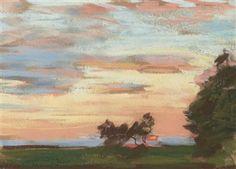 Soleil levant By Claude Monet