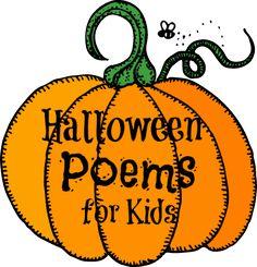 Halloween Poems for Kids