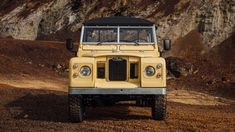 Land Rover 109 | From Coolnvintage