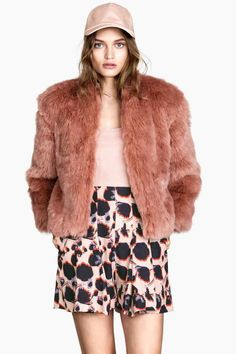 Ecopelliccia H&M, fashion must have, fall winter 2015 fashion trends, elisa bellino, theladycracy,