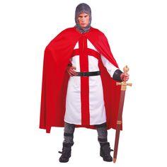 Disfraz de caballero o cruzado adulto #disfraces #costumes #medieval