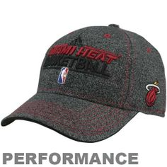 NBA adidas Miami Heat Authentic Performance Practice Graphic Flex Hat -  Heathered Gray by adidas.  25.95. adidas Miami Heat Authentic Performance  Practice ... 774086870