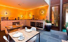 Portago Hotels - Portago Urban - Comedor - Dining room - URBANO - HOTEL GRANADA #DESING #HOTEL #SPAIN
