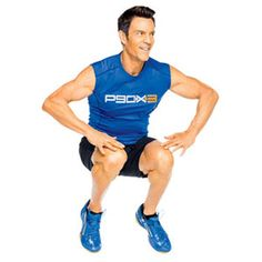 The P90X Craze: Melt Fat With These Effective Moves: Workouts: Self.com : The third installment of the DVD workout craze just dropped. Be one of the first to try Tony Horton's fat-blasting moves. #SELFmagazine