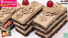 पारले जी बिस्किट से बनी सस्ती केक के सामने महंगी चॉकलेट केक भी फेल है।biscuit cake, chocolate cake - YouTube Cake Recipes, Dessert Recipes, Desserts, Cute Love Songs, Air Fryer Recipes, Food Hacks, Cupcake Cakes, Cooking Recipes, Baking