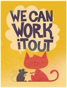 We Can Work it Out by Skinny Ships, via Flickr