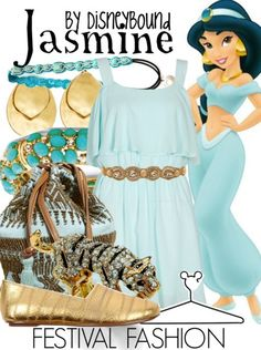 Jasmine - Favourite princess, her & aladdin had the healthiest relationship out of all the classic princesses she was by far the best role model