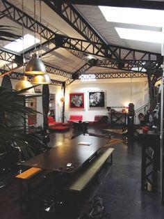 france loft 3 660x879 Industrial in Paris
