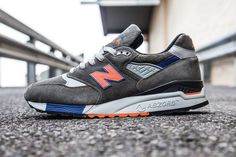 """New Balance Made In The USA """"Connoisseur Painters"""" 998."""