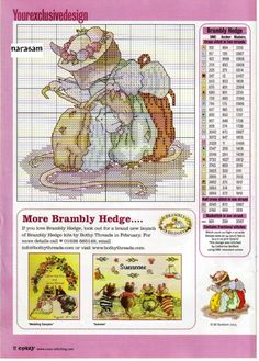 Gallery.ru / Foto # 8 - Cross Stitch Crazy 070 mart2005 - tymannost