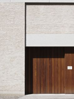 The gallery Am Kupfergraben in Berlin by David Chipperfield. Beautiful palette of materials.