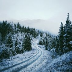 Middle of nowhere, Alaska