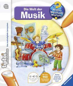 tiptoi® Wieso? Weshalb? Warum? 3: Die Welt der Musik: mit über 900 Geräuschen und Texten von Inka Friese http://www.amazon.de/dp/3473329029/ref=cm_sw_r_pi_dp_qL5Tvb00JFMD3
