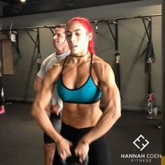 """1,528 Likes, 21 Comments - Hannah Eden (@hannaheden_fitness) on Instagram: """" TABATA MAKES YA HOTTA You killed me @pumpfit_paulo #HannahEden #HannahEdenFitness…"""""""