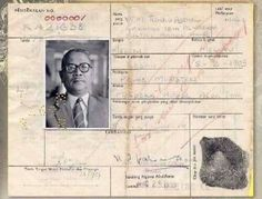 Malaysia first Identification Card History Of Malaysia, Malayan Emergency, Royal House, Archipelago, Identity, The Past, Sketches, Culture, Memories